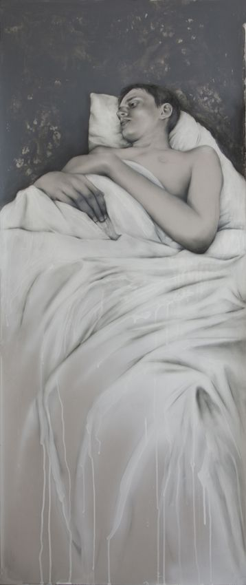 Bed Ridden II (After Frank Rothe), 2015