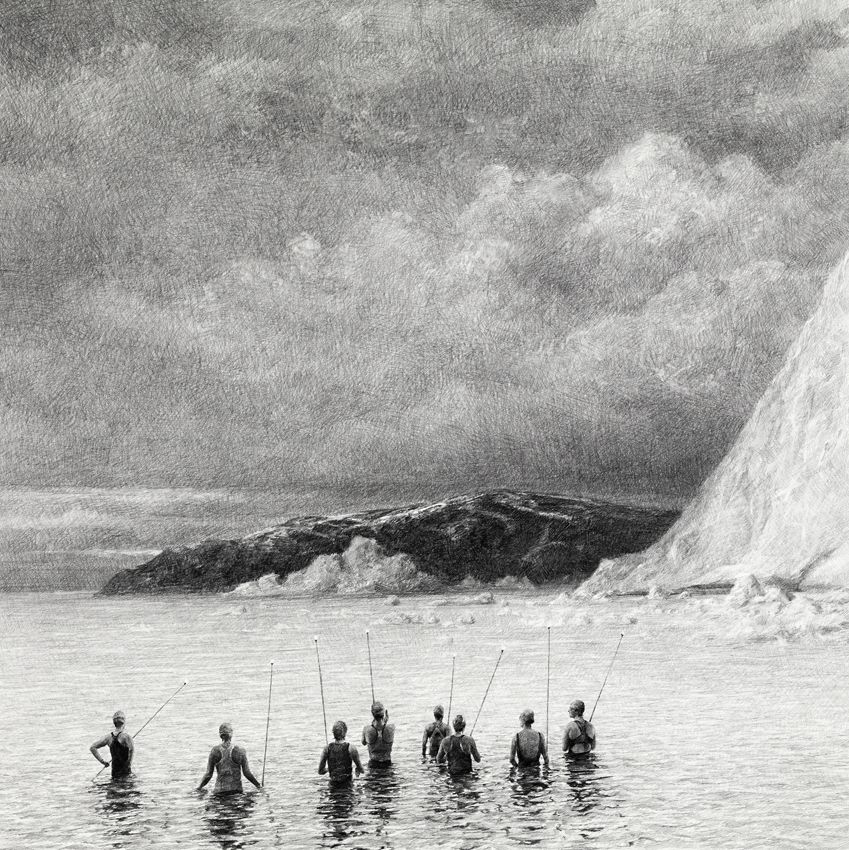 Série Ice Mining - New Hunt, 2014