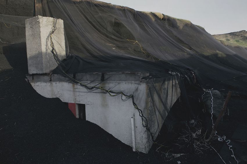 série As if it should have been a quarry,  Untitled #11, 2011